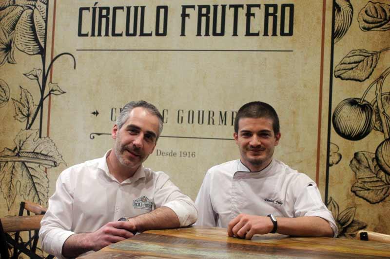 Restaurante Círculo Frutero. Burriana
