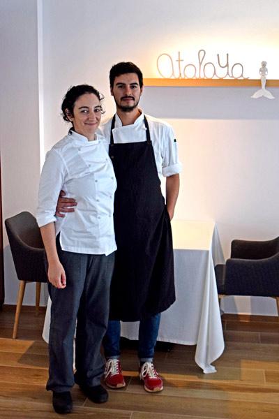 Restaurante Atalaya (Alcossebre)