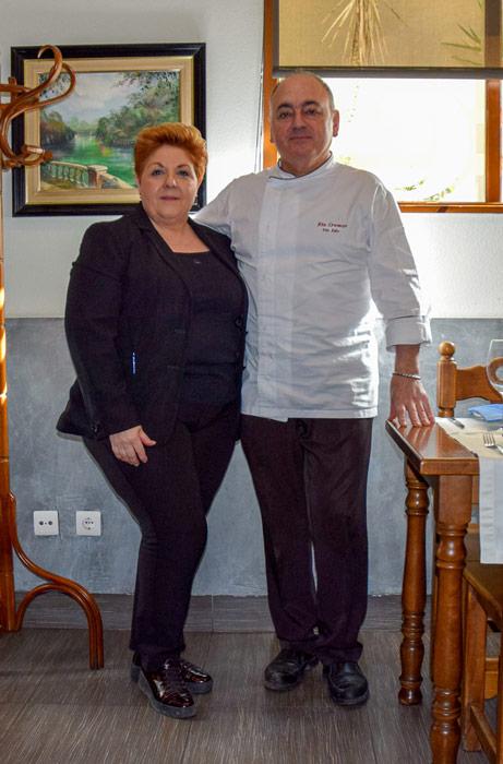 Restaurante Cremor. Castelló de la Plana