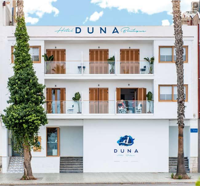 Duna Hotel Boutique (Peñíscola)