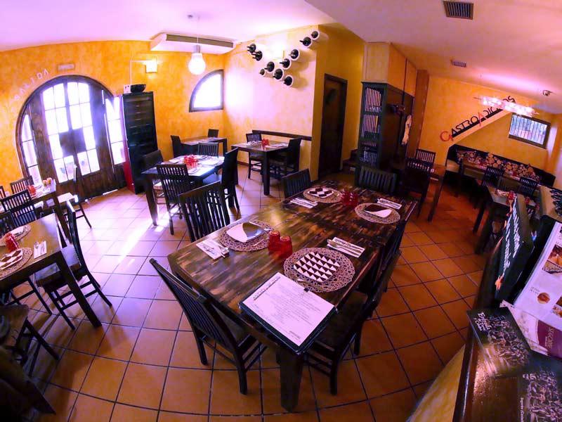 Restaurante GastroAdictos (Segorbe)