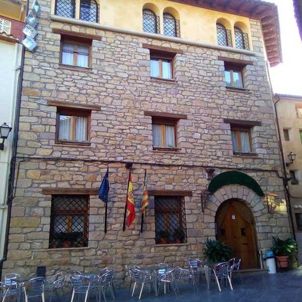 Hotel Rural L'Abadía