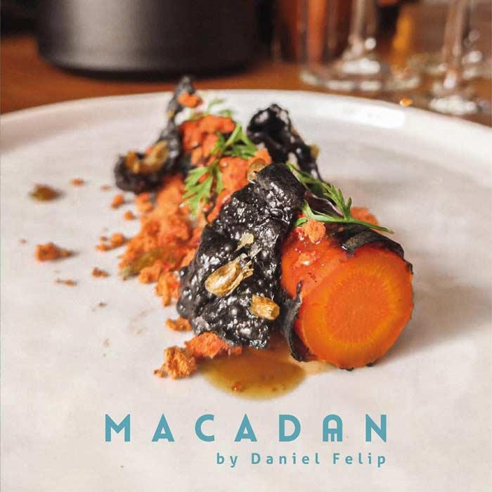 Restaurante Macadan. Burriana