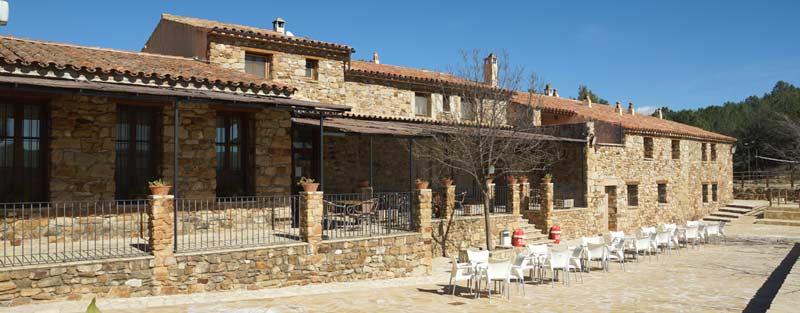 Hotel Rural Masía El Mangranar (Atzeneta del Maestrat)